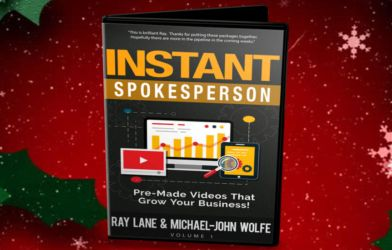 Instant Spokesperson V5 review - $24,700 bonus by faputiyi