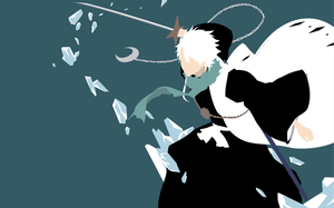 Toshiro Hitsugaya - Bleach by Dingier