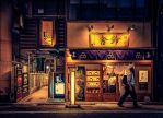 Store Front III by AnthonyPresley