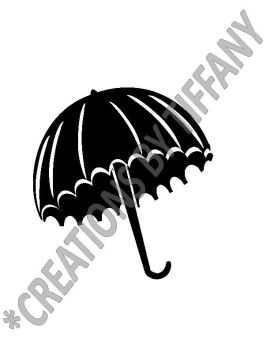 Umbrella by CreationsByTiffany