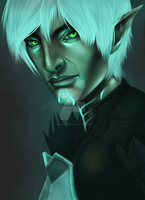 Fenris by Hagalaz-Art