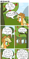 All Grown Up by MrBastoff