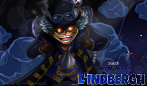 One Piece 904 Revolutionary Army Sabo Lindbergh by Amanomoon