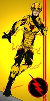 Reverse Flash by Flash-of-Lingt