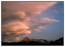 Cloud Formation by evaPM