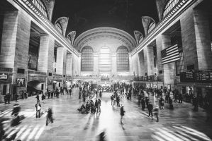 Central Station by CalleJansson