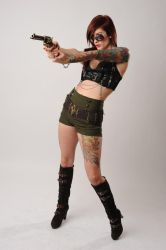 Niki Shooter 1a by jagged-eye