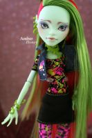 Venus McFlytrap by Amber-Honey