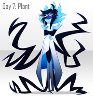 [30 Day Challenge] Day 7: Plant Boy by frogtax
