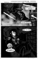 COMIC - 24 Hour - Page 19 - TEXT by VR-Robotica