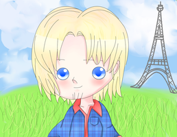 A day in Paris by Mirlin