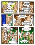 The Forest of Blood (Part 41) by pythonorbit