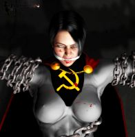 Holy Hammer and Sickle by Soviet-Superwoman