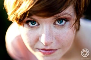Rin's Eyes by photosynthetique