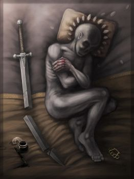 My Weapons Are Heavy With Regret, v.1 by nilwill