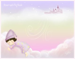 ::Dream up In The Clouds:: by seeba