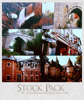 Stock Pack by Shantellee