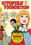 The Utopian Foundation Romance Comic Homage by pjperez