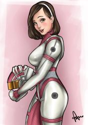Alliance Medical Officer, Marin Sugimoto by togigata