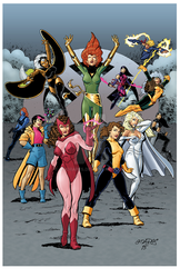 X-Women by wjgrapes