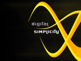 Digital Simplicity by sl8t3r