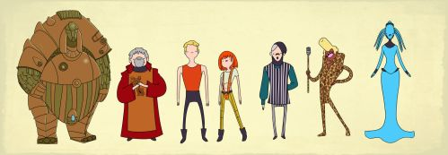 Fifth Element by Che-Crawford