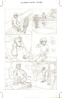 The Sundays page 23 pencils by ScottEwen