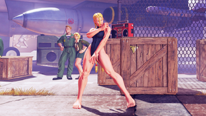 Cammy Update by BrutalAce