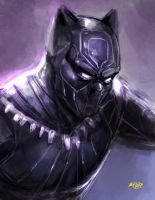 Black Panther in 39 min plus video by Mark-Clark-II