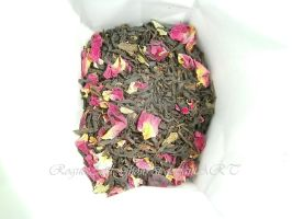 Most beautiful tea ever! by RoguesAndGhosts