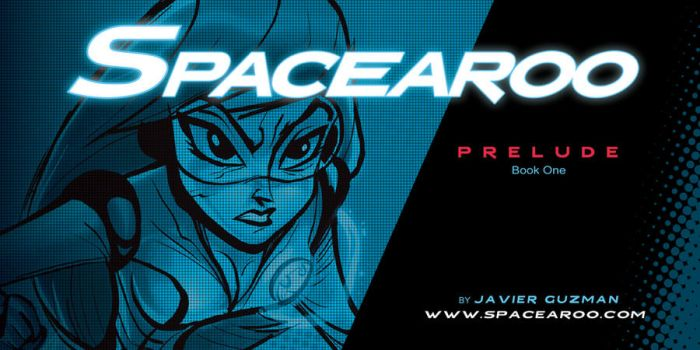 Spacearoo promo by Javi-80