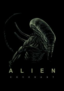 ALIEN COVENANT by RUIZBURGOS