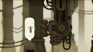 machine gif by mcnostril