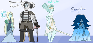 Adopts because i need points - OPEN (1/4) by TryingTheBest