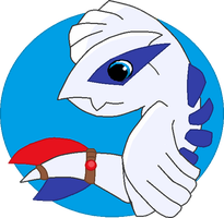 Lugia Logo by superdarklugia