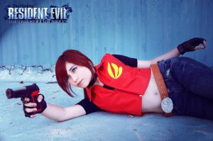 Claire Redfield - Game Of Oblivion by RedfieldClaire