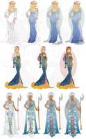 WIP2-Nouveau Princess Patterns (Hannah-Alexander)4 by pinkythepink