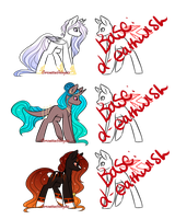 :: MLP Breedables Auction CLOSED :: by CorsetteAdopts