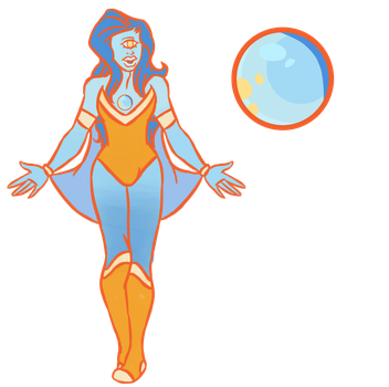 Mystery Gem Adopt - Opalite by Shinigami--Apples