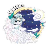 [CM] Lily - Flowers of the Moon by xXYukiNoUsagiXx