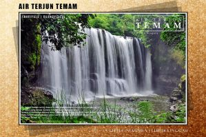 TEMAM WATERFALL by RiFaSa