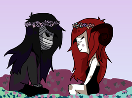 {Flowers} by Zelda-muffins