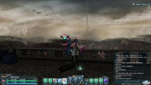 PSO2 Home in the Caves by DarkSoniti