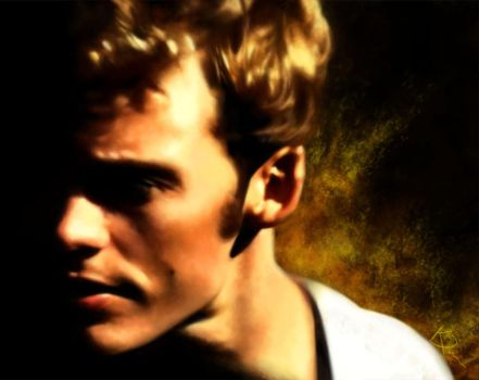 Finnick II by madaboutvampires