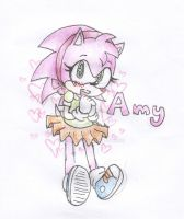 Classic Amy by AnaNini