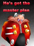 :CE: He's the EGGMAN by TothViki