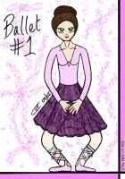 Ballet No.1 by Lady-Flame