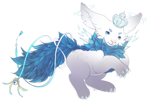 fluffy prince OTA (closed) by healingpotions