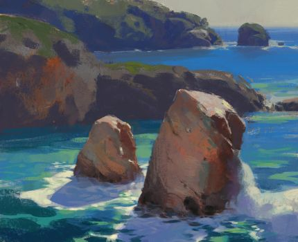 Powell Study by GabrielWigren