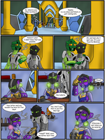 Hunters and Hunted Ch 6 Pg 9 by Saronicle